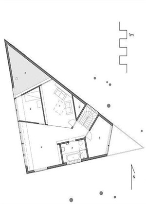 三角形户型的房子风水好吗?可别选这样的户型