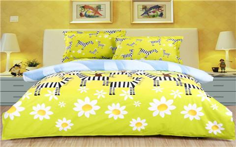 床单也有风水,需要结合自己的喜用神选择