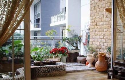 阳台最适合摆放的植物