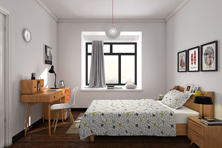 卧室窗帘颜色风水 带来沉稳好运势