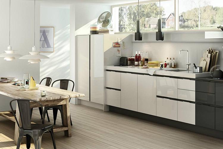 厨房风水颜色讲究 这些色调都适合